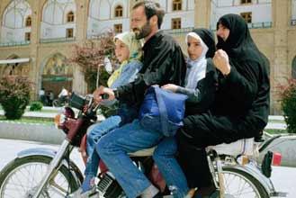 Hamas bans women on motorcycles in Gaza Strip
