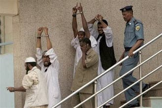 Four Sudanese to hang for murder of US official