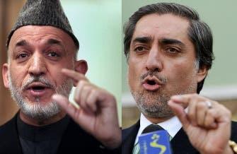 Karzai rival Abdullah to quit Afghan run-off