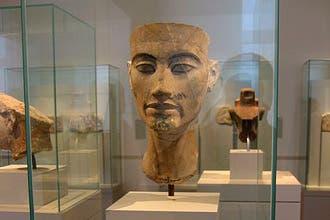 """فحص الحمض النووي لمومياء إخناتون ينفي أنه """"فرعون موسى"""""""