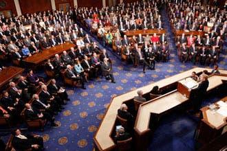 """الكونغرس الأمريكي يرفض """"تقرير غولدستون"""" ويؤكد دعم إسرائيل"""