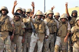 القوات السعودية توسّع مسرح عملياتها لإغلاق المنافذ على الحوثيين
