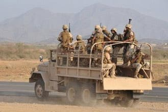 Saudi denies military troops entered Yemen