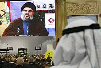 Lebanon gives Hezbollah right to attack Israel