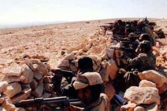 معارك طاحنة بين الجيش اليمني والحوثيين في صعدة