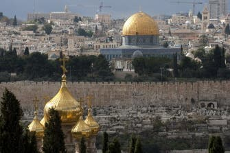 Abbas slams EU's watered down Jerusalem draft