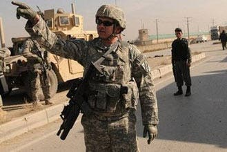 """No """"permanent protectorate"""" in Afghanistan: US"""