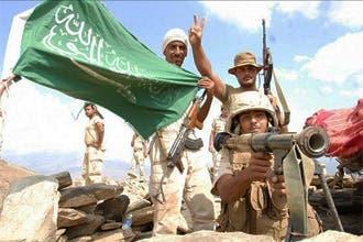 """القوات السعودية ترد على """"كاتيوشا الحوثيين"""" بـ""""ضربات رادعة"""""""