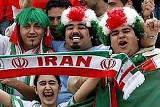 Iran football union wishes happy 2010 to Israel