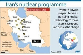 France rejects Iran's nuclear counter-proposal