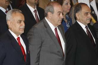 """الهاشمي يتقدم بوثيقة تثبت عدم شرعية """"الاستبعاد"""" بالانتخابات العراقية"""