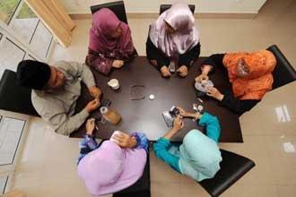 Polygamy on the rise in Malaysia