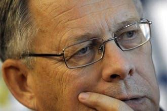 السويدي لارس لاغرباك يقود منتخب نيجيريا في المونديال