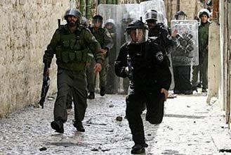 Israeli police out in force after al-Aqsa clashes