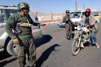 Yemen says 11 Qaeda suspects arrested in Sanaa