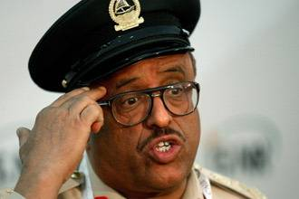 Dubai police chief orders out foreign spies
