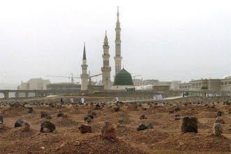 """""""البقيع"""" أشهر مقابر العالم الإسلامي وتحوي رفات ١٠ آلاف صحابي"""