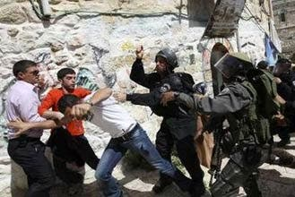 Israel tightens grip, seals off WBank for 48 hrs