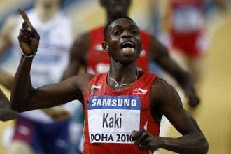 السوداني كاكي يحقق أول ذهبية عربية في بطولة العالم بالدوحة