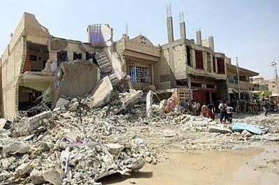Iraq Qaeda using new 'H-bomb' to kill civilians
