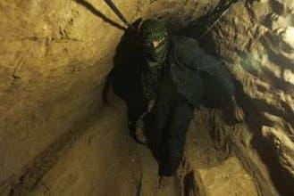 Egypt denies pumping gas into Gaza tunnel
