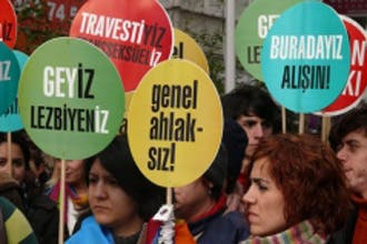 Turkish court refuses to ban Gay rights groups