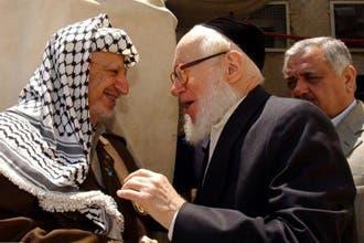 Former Palestinian Jewish Minister Hirsch dies