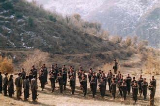 Iran troops cross into Iraq's northern territory