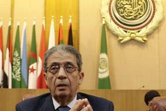 "Gaza siege must be ""broken"": Arab League chief"