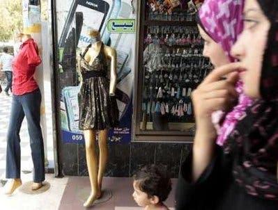 Hamas eyes lingerie shops in modesty drive