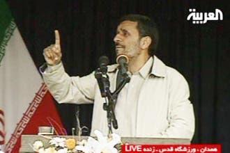 Iran denies grenade attack on Ahmadinejad