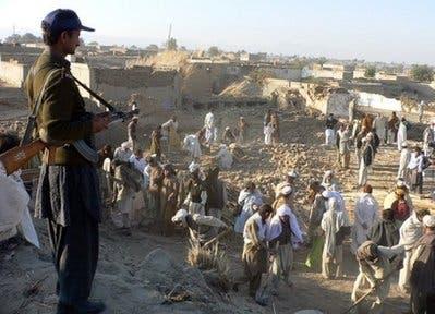 Suicide attack kills 15 in Pakistani Waziristan