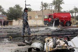 US Iraq deaths due to Iran groups: envoy