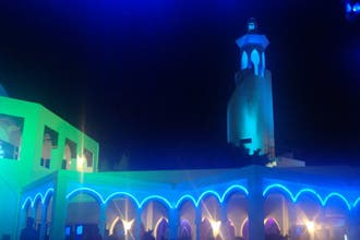 """ملهى إسباني للرقص اسمه """"مكة"""" وتصميمه كالمسجد تماماً"""