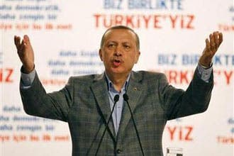 Erdogan says to start work on new constitution