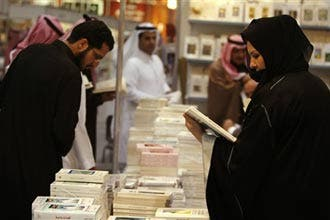 Kuwait defends banning books at annual fair