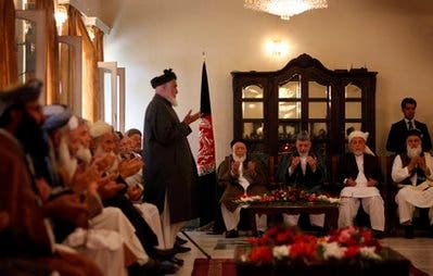Afghan peace council calls on Taliban to join talks
