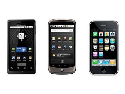 الهواتف الذكية ستزيح الكمبيوتر الشخصي خلال 5 سنوات