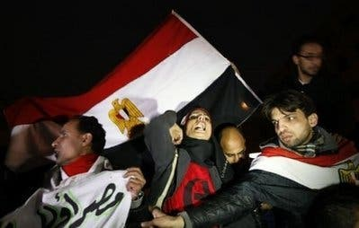 Egypt says train shooting not sectarian