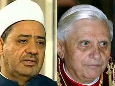 Egypt's al-Azhar says to freeze dialogue with Vatican