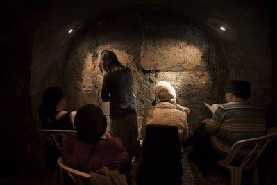 Jerusalem dig completes tunnel under old city wall