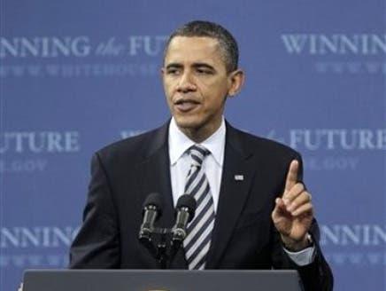 أوباما يصف نقل السلطات في مصر بأنه ليس كافياً ويدعو لإلغاء الطوارئ
