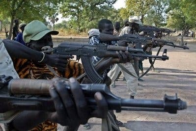 Clashes between South Sudan army & rebels kill 105