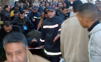 Moroccan dies after fiery protest: rights official