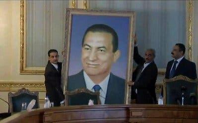 Mubarak falls into coma after final speech: report