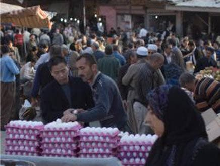 Iraqi Kurdistan sees 1st emerging China town