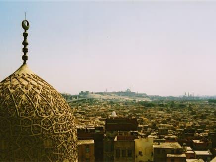 Poverty haunts Egypt in Cairo's city of the dead