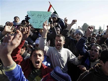 Kurdish security fires on protesters in north Iraq