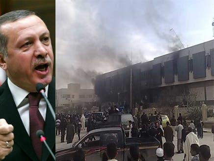 المعارضة التركية تنتقد صمت أردوغان عن أحداث ومظاهرات ليبيا