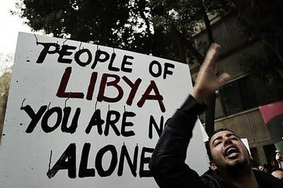 UN Security Council holds emergency meeting on Libya
